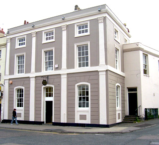 Belsize House, birthplace of Jerome K Jerome
