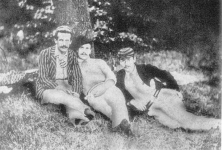 The original Three Men